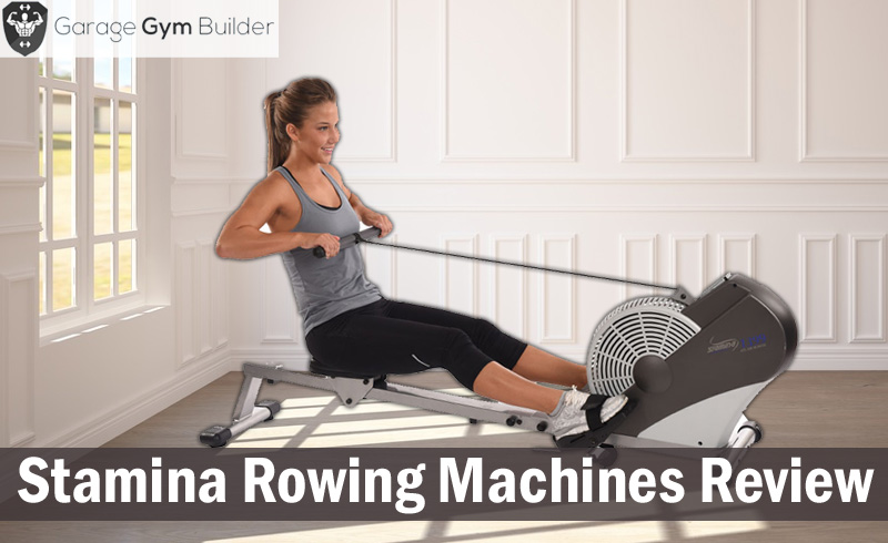 affordable Stamina Rowing Machines Review