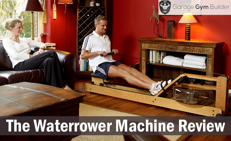Waterrower Machine Review
