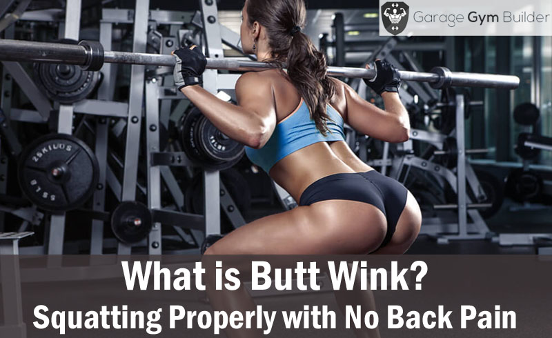 What is Butt Wink? | How to Squat Correctly with No Back Pain
