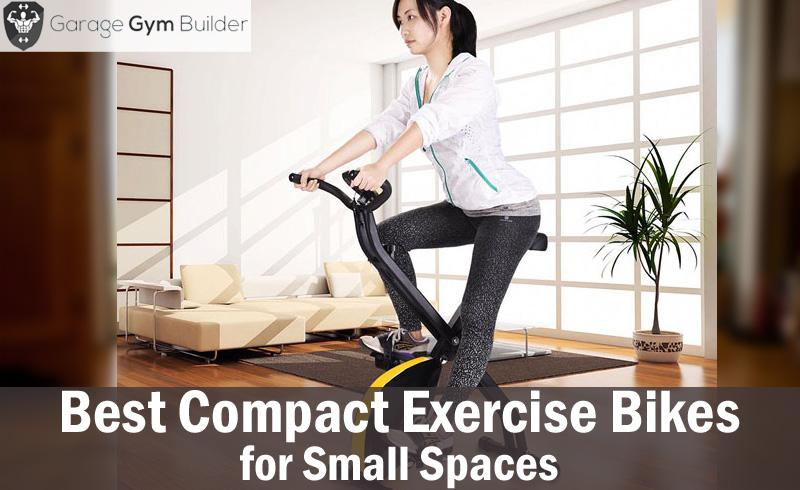 Best Foldable Compact Exercise Bikes for Small Spaces