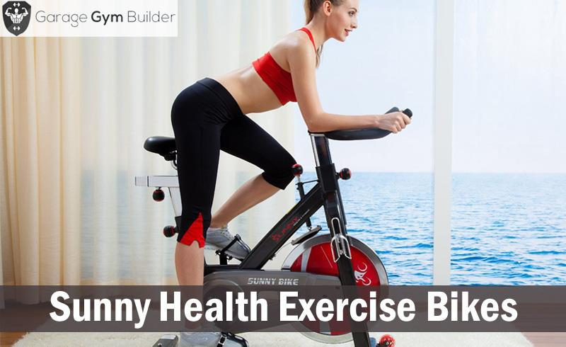 Best Sunny Health Exercise Bikes Review