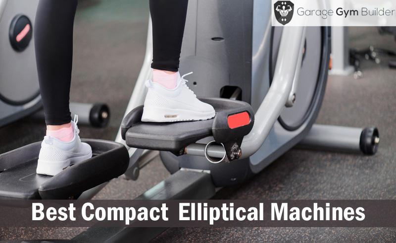 Best compact space saving elliptical machines for home use