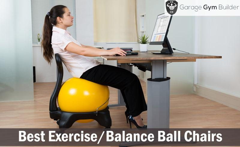 Best Exercise and Balance Ball Chairs Review