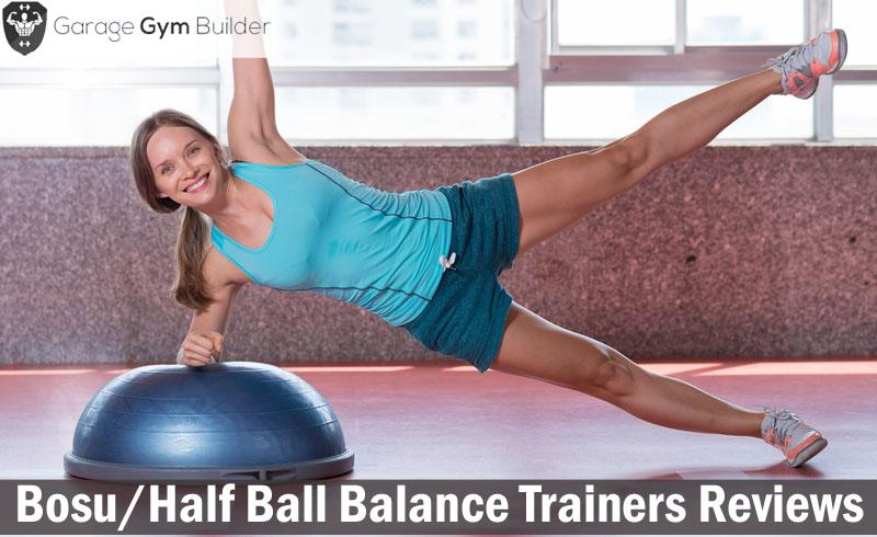 Bosu Half Ball Balance Trainers Reviews