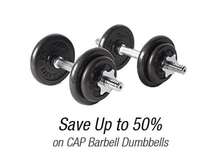 dumbbells amazon blackfriday