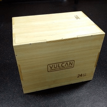Vulcan 3 in 1 Wood Plyo Box