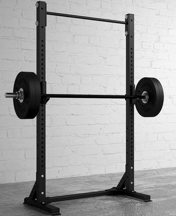 Pull-Up Squat Stand