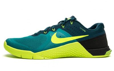 NIKE MEN'S METCON 2 - RIO TEAL / MIDNIGHT TURQUOISE / BLACK / VOLT