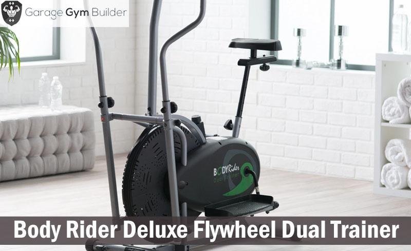 Body Rider Deluxe Flywheel Dual Trainer Review