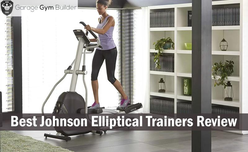 Best Johnson Elliptical Trainers Review 2017: AFG & Horizon Fitness Elliptical