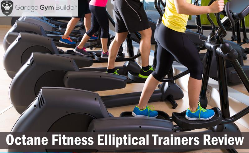 Octane Fitness Elliptical Trainers Review