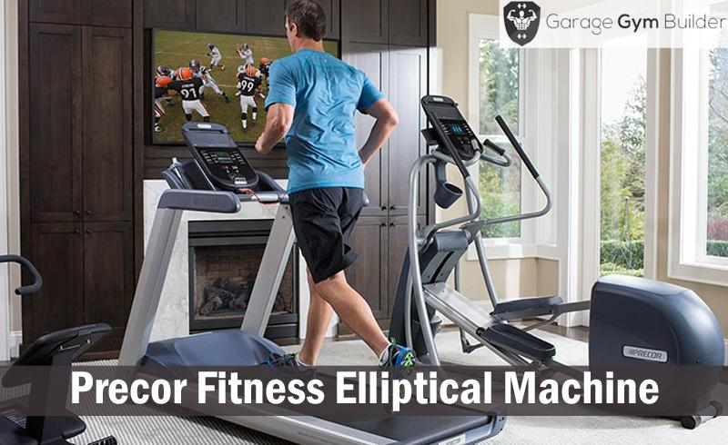 Precor Fitness Elliptical Machine