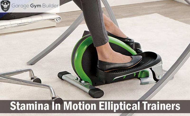 Stamina In Motion Elliptical Trainers Review