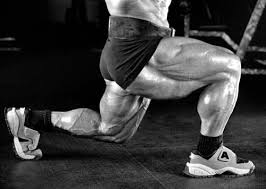 legs workout with dumbbells