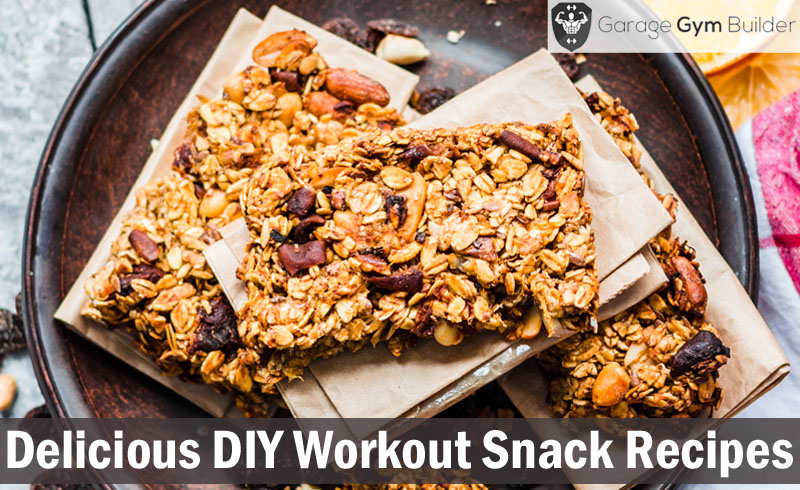Delicious DIY Workout Snack Recipes