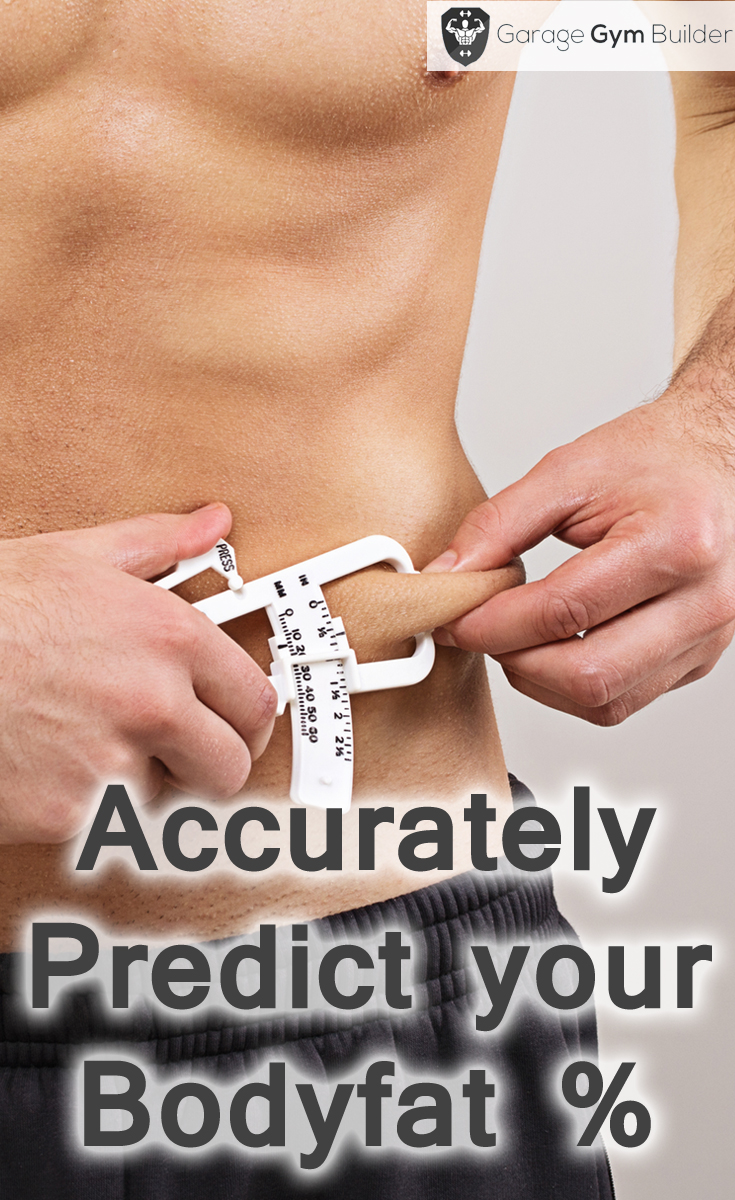 How to Accurately Predict Your Bodyfat Percentage