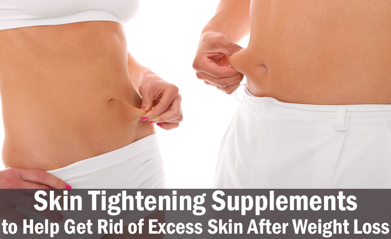Skin Tightening Supplements after Weight Loss