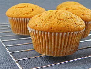 Recipe #2: Pumpkin Muffins