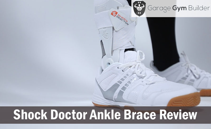 Shock Doctor Ankle Brace Review