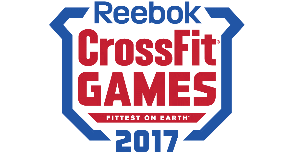 This is the logo of the Reebok CrossFit Games