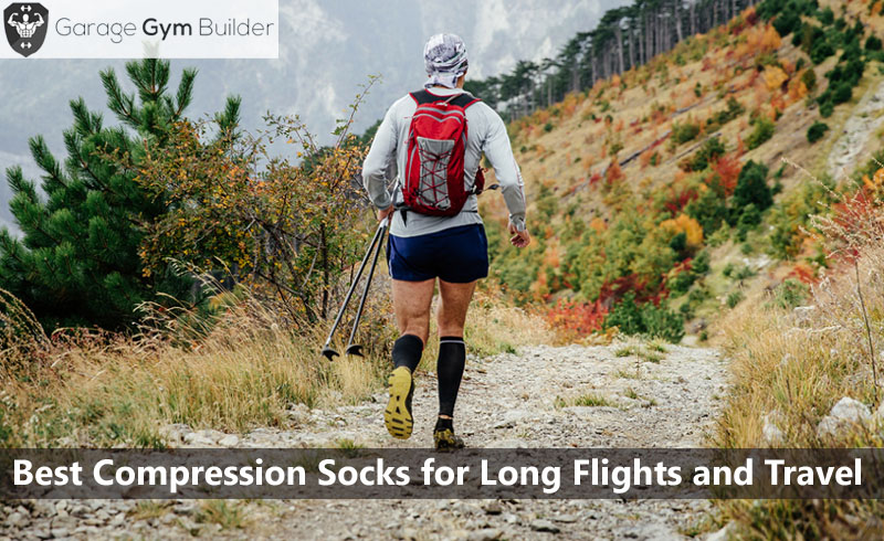 Best Compression Socks for Long Flights and Travel