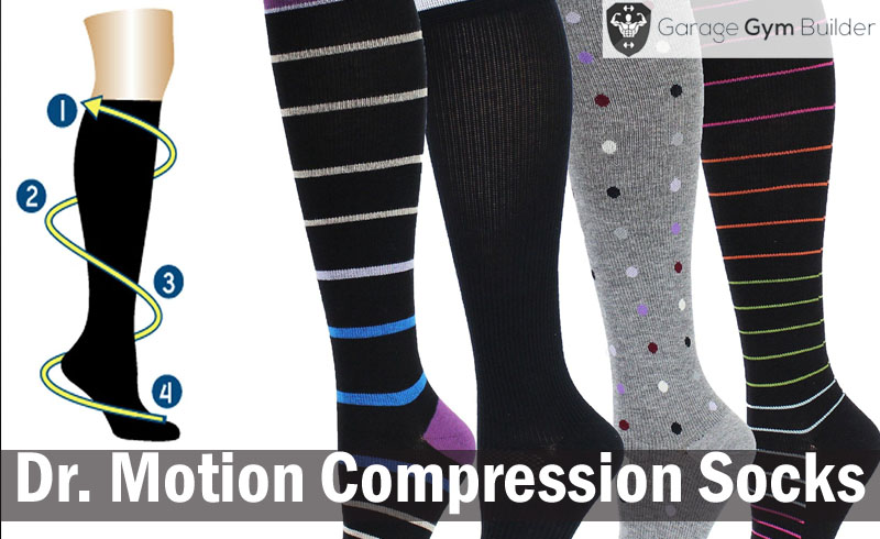Dr. Motion Compression Socks Review 2017