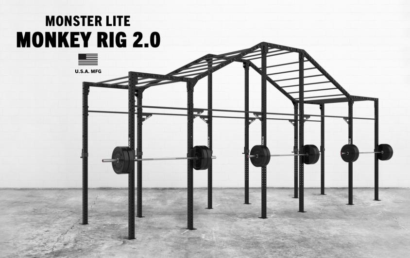 Rogue Monster Lite Monkey Rig