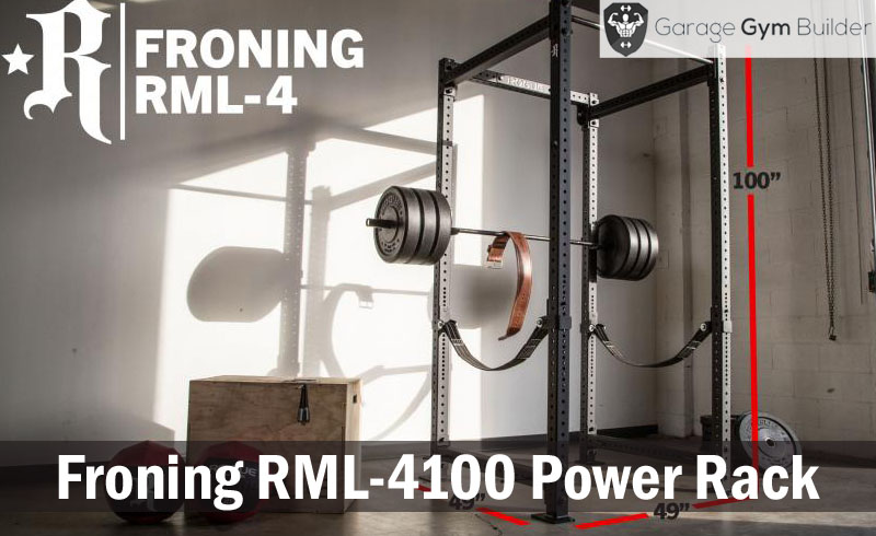 Rogue Froning RML-4100 Power Rack
