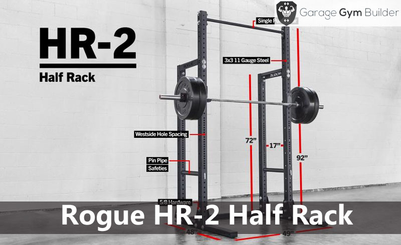 Rogue HR-2 Half Rack Review