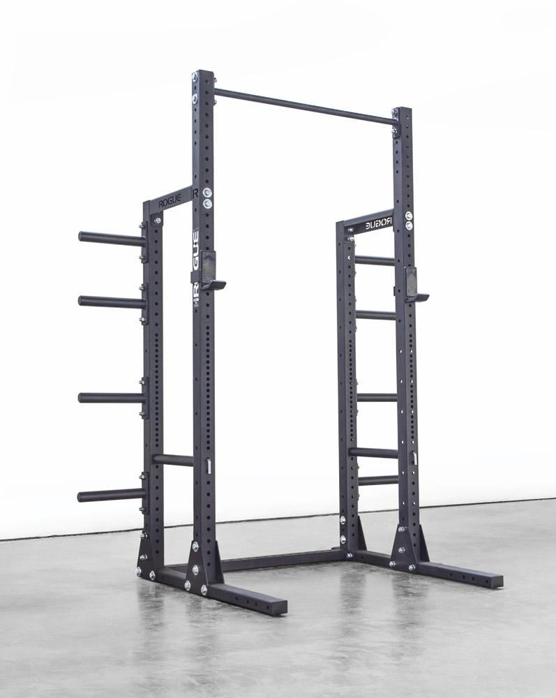 The Rogue HR-2 Half Rack