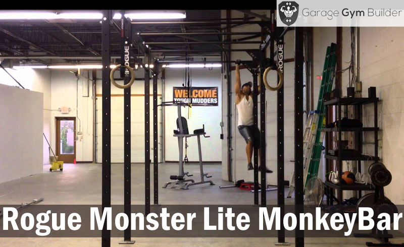 Rogue Monster Lite Monkey Bar Rig