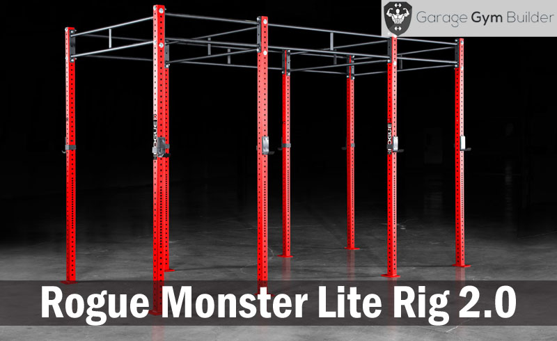 Rogue Monster Lite Rig 2