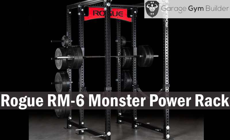 Rogue RM-6 Monster Power Rack