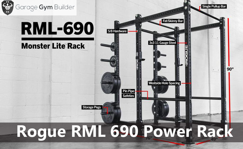 Rogue RML 690 Power Rack Review