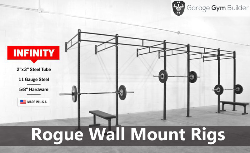 Rogue Wall Mount Rigs