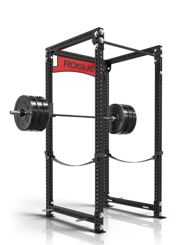 The Rogue RM-4 Monster Rack 2.0 Up Close