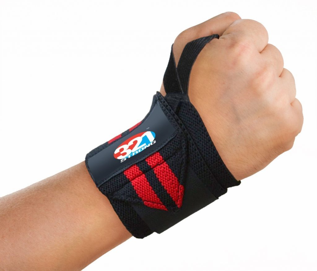 321 Strong CrossFit Wrist Wraps