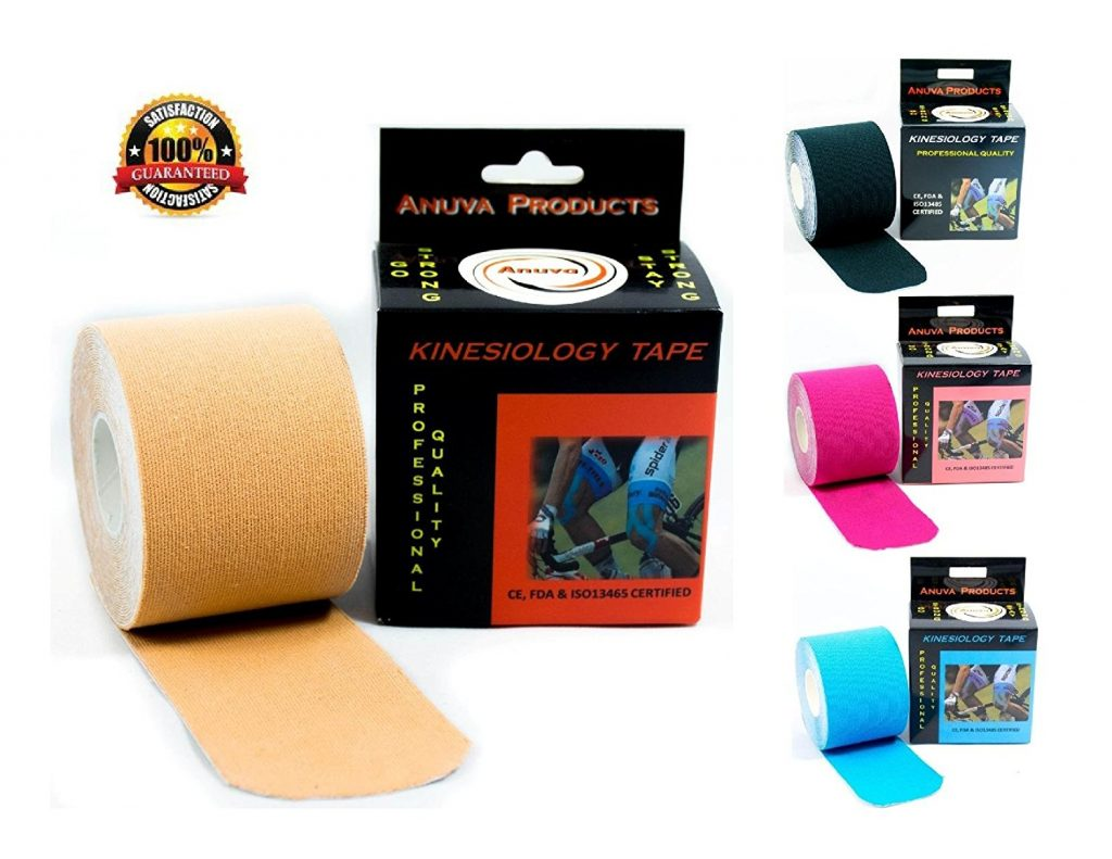 Anuva Products kinesio tape