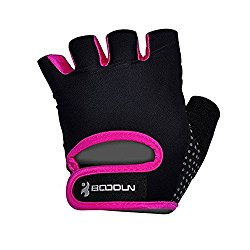 BOODUN Women's Weightlifting Gloves