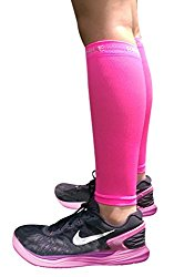 Be Visible Sports Calf Compression Sleeve