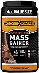 Body Fortress Super Advanced Mass Gainer