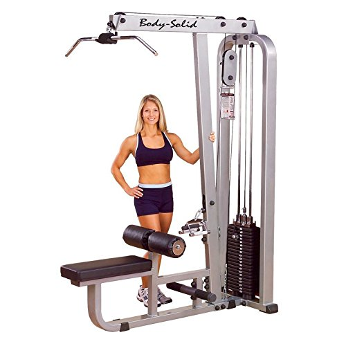 Body Solid Pro Clubline Lat Machine