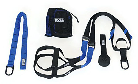 Boss Fitness Products Suspension System