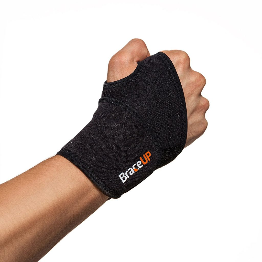 BraceUP Adjustable Wrist Supports