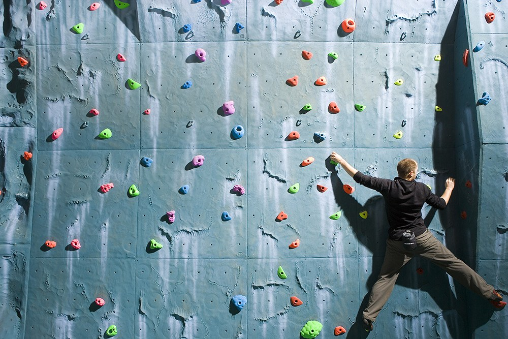 10 Essentials For Your Home Rock Climbing Gym