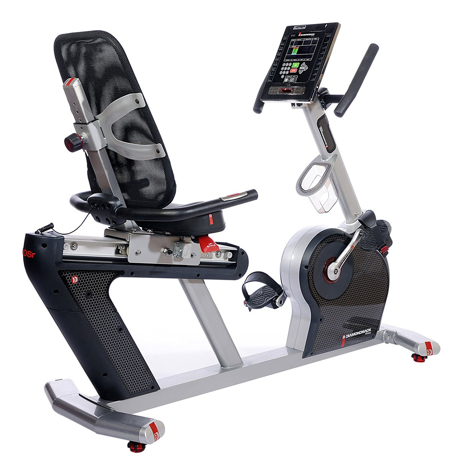 Diamondback Fitness 910SR Seat Recumbent.