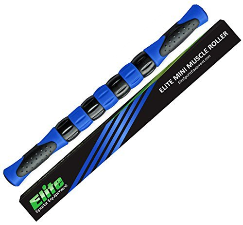 Elite Massage Muscle Roller Stick for Runners