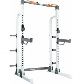 Fitness Gear Pro Half  Full Rack