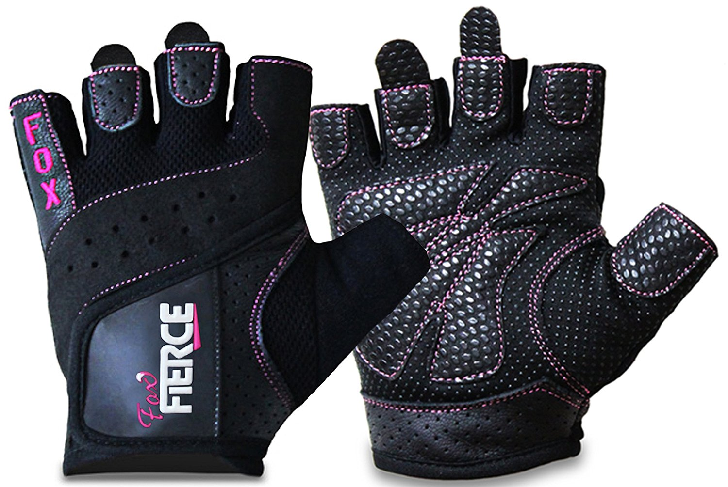 Fox Fierce womens weightlifting gloves
