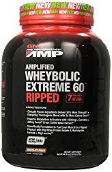 GNC Pro Performance AMP Amplified WheyBolic Extreme 60 Ripped